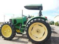 John Deere 6420 mudders; all w/arms; great machines -