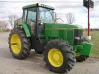 1994 John Deere 7800 MFWD with 16 spd P/Q transmission.