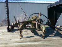 JD # 8 SICKLE MOWER CALL GARY@ 1- 495.00 Location: