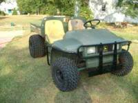 JOHN DEERE TRAIL GATOR 4X2 RUNS GREAT $3250.00 CALL