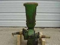John Deere Rollomatic frontend will fit 50 thru 4020