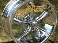 This is for ONE new RIDLER 675 Wheel (1) 15x7 CHROME