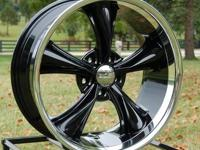 This is for ONE (1) new Boss 338 CHROME 18x8 wheel -