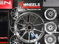 Brand brand-new set of 4 wheels!  Size: 17x9. ET: 25.