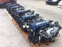 JDM ENGINES AND TRANSMISSION    1ZZFE  2MZ  1MZ  H22A