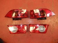 JDM HONDA ACCORD ACURA TSX  CL9 USED TAIL LIGHTS