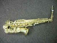 I have a saxophone for sale: -Jean Baptiste -JB180AL