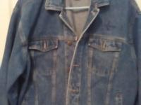 Mens sz M, excellent cond., worn only few times, has a