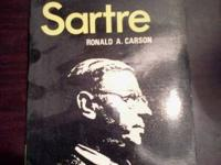 Jean Paul Sartre by Ronald A. Carso