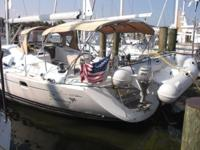 Key Features The Sun Odyssey 49 DS was conceived using