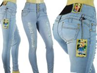 Cloth/Shoes/Accessories:WomenType:JeansLINDOS JEANS
