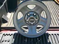 "I have a set of 15"" rims for a 1999 Jeep Cherokee Sport"