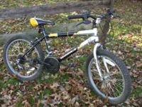 "I have a Jeep ""Comanche"" 20"" mountain bike for sale."