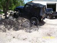 Jeep ? Road or Rocks driving 97 Jeep Wrangler TJ, 2002,