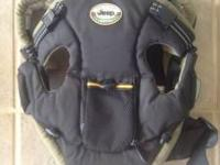 This Jeep 2-in-1 Baby Carrier is like new, never used,