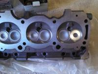 I have set of rebuilt heads with new valves and HP