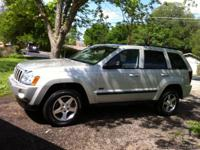 I am selling my 2007 Jeep Cherokee Rocky Mountain