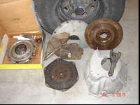 I have a flywheel from a 1981 Jeep. I have a starter
