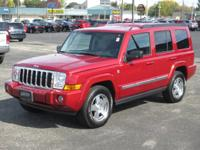 2010 Jeep Commander 4x4 with a Hemi V8. Also enjoy hill