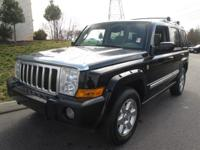 Carfax Certified 1-Owner! 2007 Jeep Commander Overland