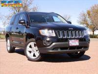 With 29,800 miles, this 2012 Jeep Compass represents an