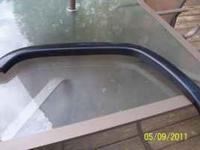 Brand new right rear fender flare for 97-01 XJ