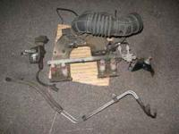This is a working fuel injection system off a 2.5 4