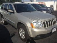 I have a great Jeep Grand Cherokee that is in perfect