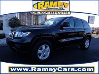 This 2013 Jeep Grand Cherokee Laredo might just be the