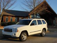 Grand Cherokee Limited! Runs excellent, great