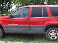 I have a 1997 Jeep Grand Cherokee Laredo that has been