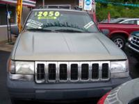 1997 Jeep Grand Cherokee with225k miles. runs great has