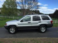 For sale is my 2002 Jeep Grand Cherokee. I bought this