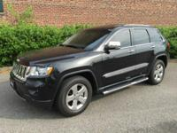 2011 Black Jeep Grand Cherokee Limited Sport Utility
