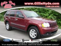 Jeep Grand Cherokee Special Edition, good tires, cold
