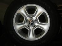 2011-2014 JEEP Grand Cherokee wheels/tires  Goodyear
