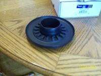 I'm selling two new rear upper spring isolators for a