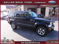 JUST IN! Locally traded Liberty Sport 4x4 with