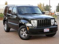 With 35,700 miles, this 2011 Jeep Liberty represents an