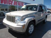 4x4!! This 2010 Jeep Liberty is a Local Trade in at