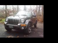 "MINT RARE JEEP LIBERTY ""FREEDOM EDITION"" ; BLACK"