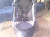 I have a Jeep Liberty Sport Ultra Terrain Stroller for