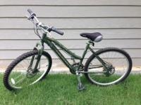 Jeep Comfort steel frame mountain bike Comfort