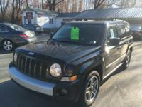 Beautiful 2009 Jeep Patriot Limited 4X4 well kept and