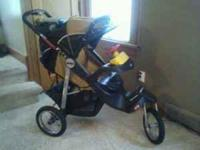 Ask for Anna Jeep Liberty Urban Terrrain Stroller $70