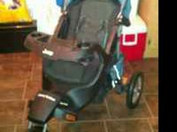 jeep stroller limited edition has a connection to play