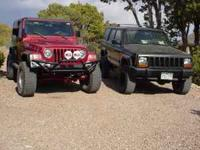 Howdy... I have had a Few Jeeps which I had