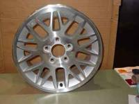 "02 03 04 New 17"" Jeep wheel only no tire or center cap."