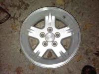 Have a set of Jeep TJ Ravine wheels for sale. Wheels