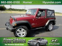 LOW MILES!! LIKE NEW!! Beautiful Jeep! Automatic
